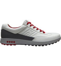 Men's Street Evo One Spikeless Golf Shoes - White/Dark Shadow