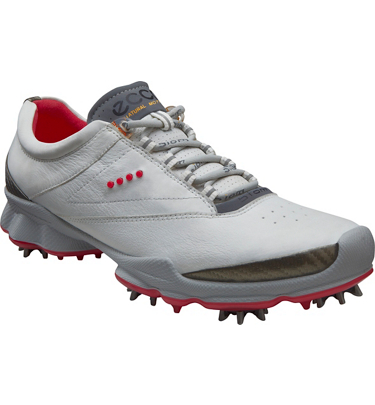 Ecco Women S Biom Golf Spiked Golf Shoes White