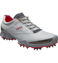 Women's BIOM Golf Spiked Golf Shoes - White