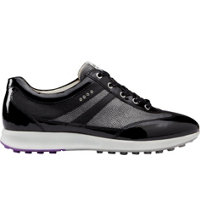 Women's Street Evo One LuxeSpikeless Golf Shoes - Black