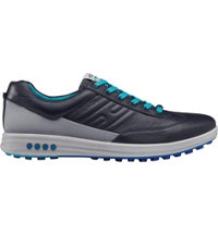 Men's Street Evo One Spikeless Golf Shoes - Marine/Silver Grey