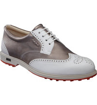 Women's Classic Hybrid Spikeless Golf Shoes - White/Moon Rock