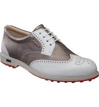 Women's Classic Hybrid Spikeless Golf Shoes - White/Moon Rock