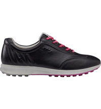 Women's Street Evo One Spikeless Golf Shoes - Black