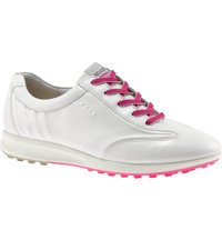 Women's Street Evo One Spikeless Golf Shoes - White