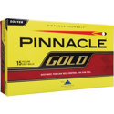 Pinnacle Personalized Gold 15-Pack Yellow Golf Balls