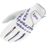 Women's Crystal Cat Combo Plaid Glove