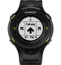 Approach S4 Black GPS Watch