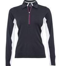 Women's Anna Long Sleeve Polo