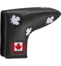 ZTech Canadian Blade Putter Headcover