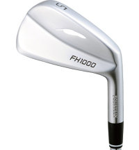 FH-1000FG Forged 3-PW Iron Set with Steel Shaft