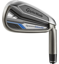 SpeedBlade 4-PW, AW Iron Set with Steel Shafts