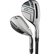 New Idea 3H-5H, 6-PW Combo Iron Set with Graphite Shafts