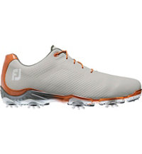 Men's Closeout D.N.A. Golf Shoes - Gray/Orange (FJ# 53446)
