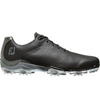 Men's Closeout D.N.A. Golf Shoes - Black/Gray (FJ# 53455)