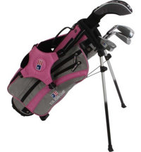 Junior UL42P 4-Piece Set - Pink