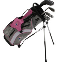 Junior UL48P 5-Piece Set - Pink