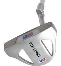 Junior UL39 520 Alignment Putter
