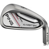 Karsten Individual Iron with Steel Shaft - Black Dot