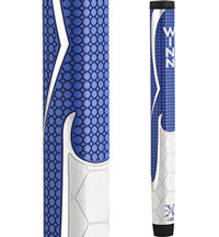 WinnPro X 1.18 Putter Grip - Blue/Cool Grey