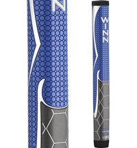 WinnPro X 1.32 Putter Grip - Blue/Grey