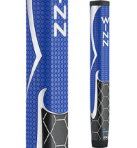 WinnPro X 1.60 Putter Grip - Blue/Black