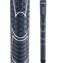 Dri-Tac Midsize Grip - Navy Blue (+1/16 Inch)
