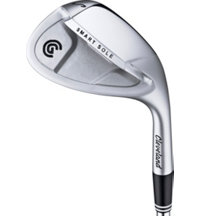Smart Sole Wedge with Steel Shaft