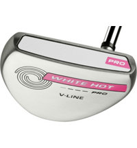 Lady White Hot Pro V-Line Putter
