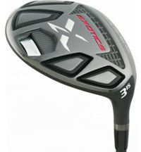 Exotics XCG7 Fairway Wood