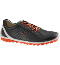 Men's BIOM Zero Spikeless Golf Shoes - Black/Fire