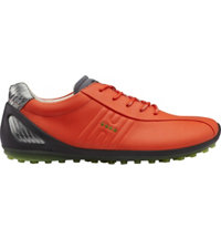 Men's BIOM Golf BIOM Zero Spikeless Golf Shoes - Fire/Lime Punch
