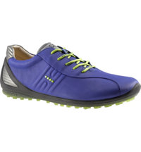 Men's BIOM Golf BIOM Zero Spikeless Golf Shoes - Maz Blue/Lime Punch