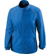 Logo Women's Core365 Lightweight Jacket