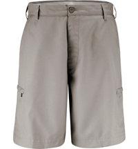 Men's Flat Front Cargo Shorts