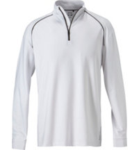 Men's Players Quarter-Zip Layering Pullover