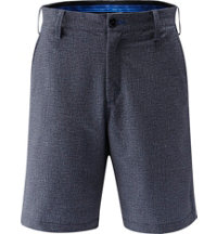 Men's Flat Front Performance Shorts