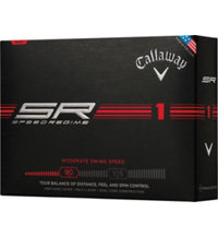 Speed Regime 1 Golf Balls