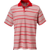 Men's Dry-18 Yarn Dyed Stripe Short Sleeve Polo