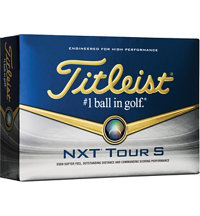 Prior Generation NXT Tour S Golf Balls