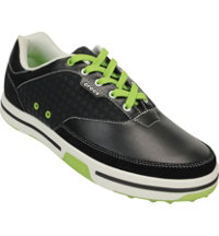 Men's Drayden 2.0 Spikeless Golf Shoes Black/Green