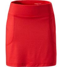 Women's Flat Front Knit Skort