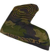 Camouflauge Blade Putter Cover