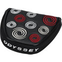 Odyssey Swirl Mallet Putter Cover