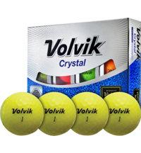 Logo Volvik Crystal Yellow