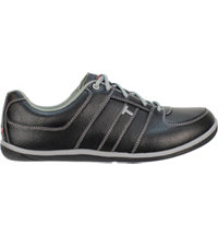 Men's TRUE VEGAS Spikeless Golf Shoe-Black/Grey