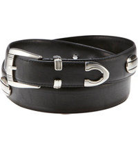 Men's Concho Belt