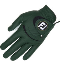 Men's Spectrum Golf Glove - Green