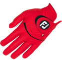 FootJoy Men's Spectrum Golf Glove - Red