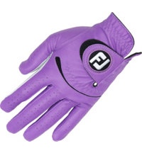 Men's Spectrum Golf Glove - Grape